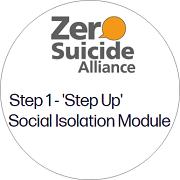 Zero Suicide Alliance Training Step 1